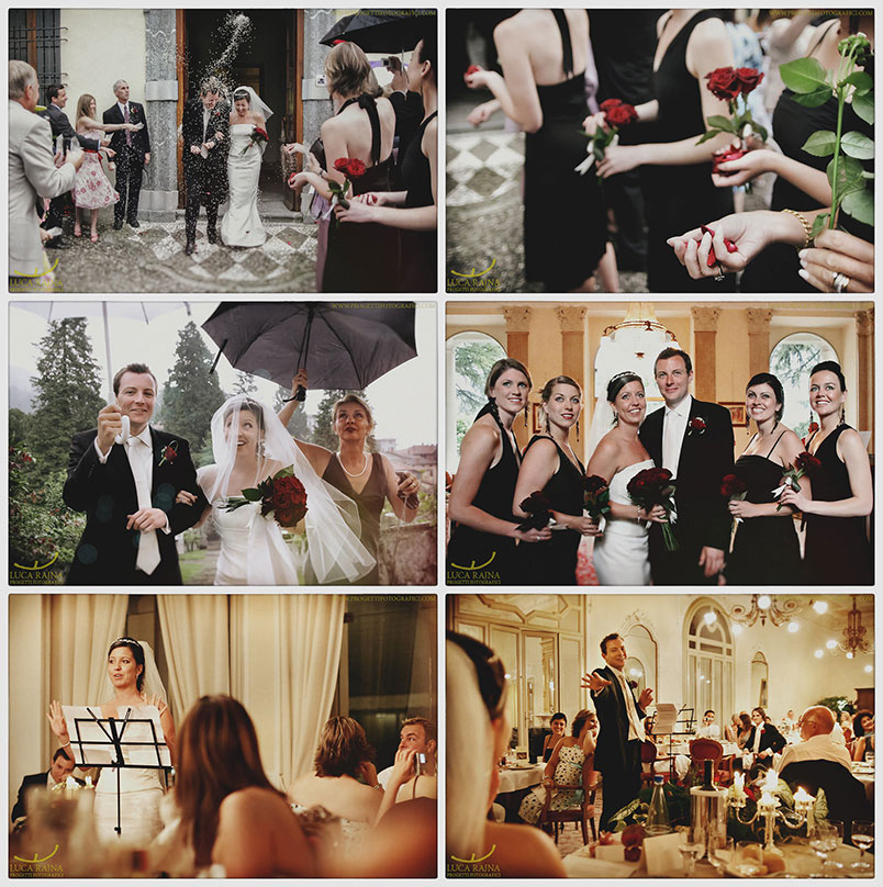 Lake Como: wedding