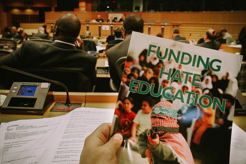 "Tax Payers Alliance: the booklet ""Funding Hate Education"""