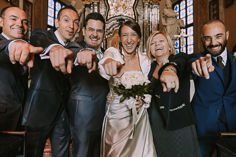 Alzate Brianza: matrimonio al Santuario