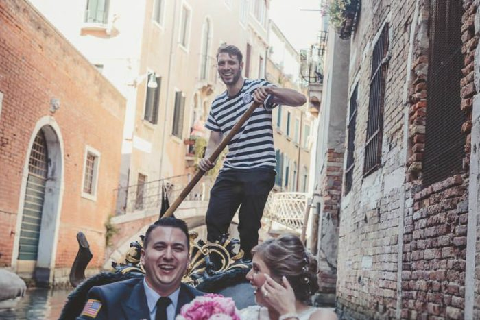 ANGELA + BRYAN  // WEDDING IN VENICE