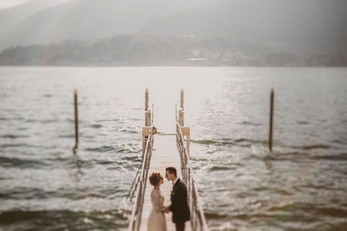 BENEDETTA + COSIMO // LAKE COMO WEDDING