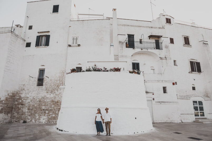 VISUAL STORYTELLING // PHOTO SHOOTING IN OSTUNI