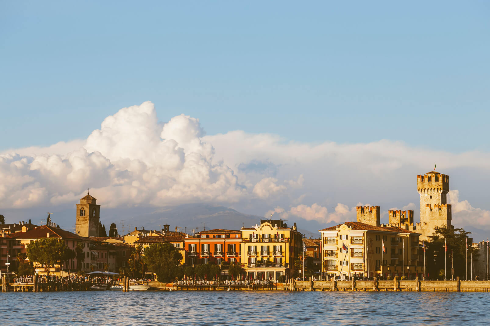 View of Sirmione.