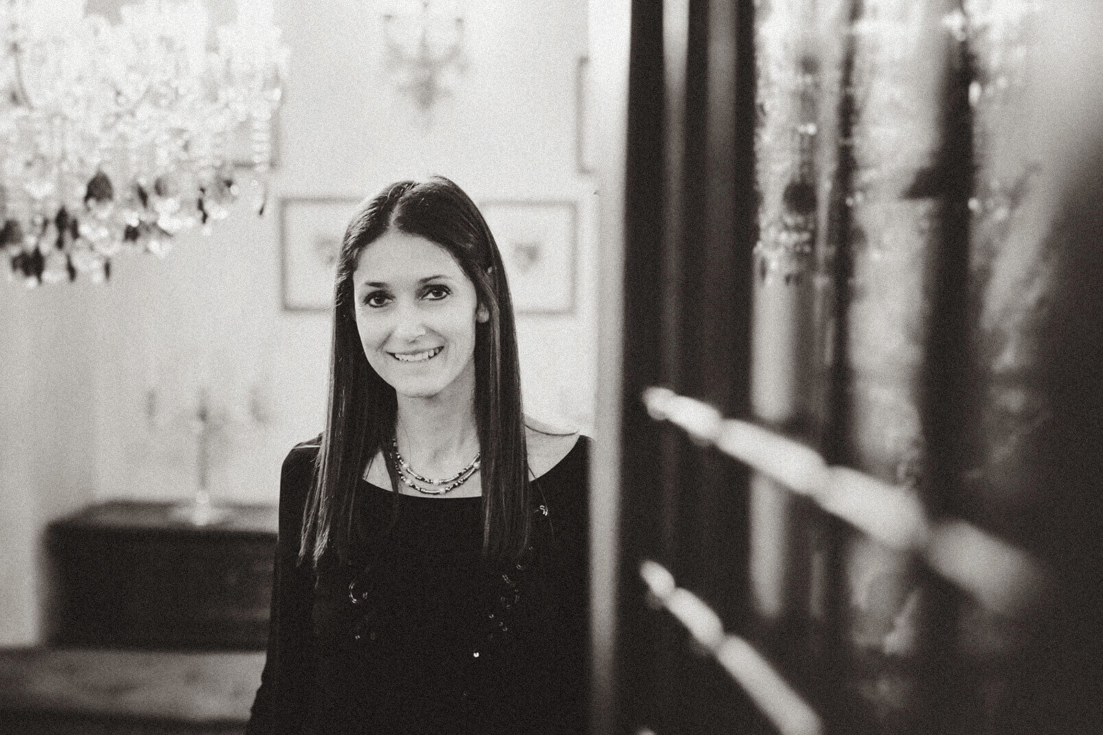 Portrait of Daniela Galimberti SugarEvents Wedding Planner Milano