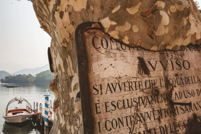 Lake Como: Photoshoot Itinerary 01